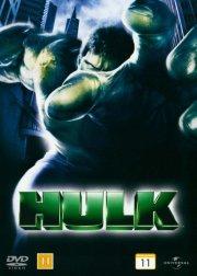 hulk - eric bana - 2003 - DVD