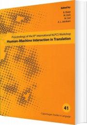 human-machine interaction in translation - csl 41 - bog