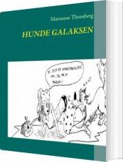 hunde galaksen - bog