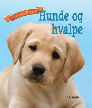 hunde og hvalpe - bog