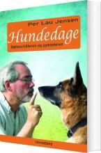 hundedage - bølleschæferen og pjoklederen - bog
