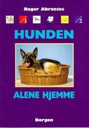 hunden alene hjemme - bog