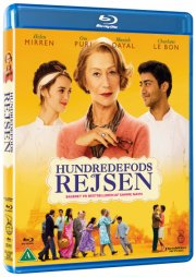 hundredefodsrejsen / the hundred foot journey - Blu-Ray