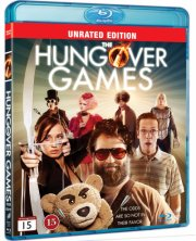 the hungover games - Blu-Ray