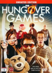 the hungover games - DVD