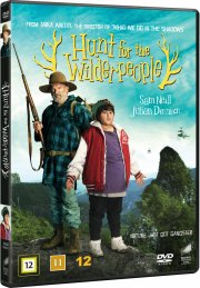 hunt for the wilderpeople - DVD