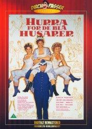 hurra for de blå husarer - DVD
