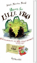 hurra for lille frø - bog