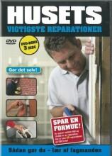 husets vigtigste reparationer - DVD