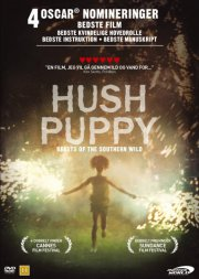 beasts of the southern wild / hushpuppy - DVD