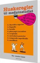 huskeregler til medicinstudiet - bog