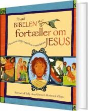hvad bibelen fortæller om jesus - bog
