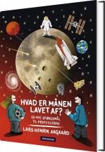 hvad er månen lavet af? - bog