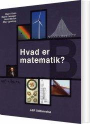 hvad er matematik? b - bog