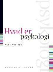 hvad er psykologi - bog
