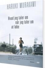 hvad jeg taler om når jeg taler om at løbe () - bog