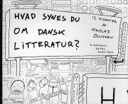 hvad synes du om dansk litteratur? - Tegneserie