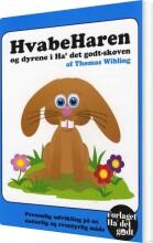hvadeharen og dyrene i ha' det godt-skoven - bog