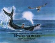 hvalen og ørnen og de to små piger - bog