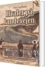 hvaler på landevejen - bog