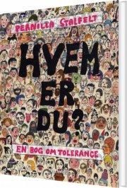 hvem er du - en bog om tolerance - bog