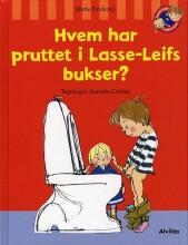 hvem har pruttet i lasse-leifs bukser? - bog