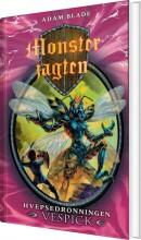 monsterjagten 36 - hvepsedronningen vespick - bog