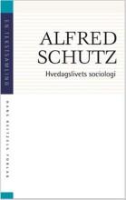hverdagslivets sociologi - bog
