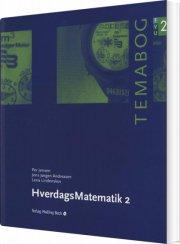 hverdagsmatematik 2, fvu-temabog - bog