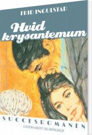 hvid krysantemum - bog