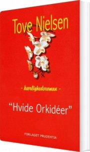 hvide orkidéer - bog