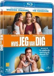 hvis jeg var dig / the change-up - Blu-Ray