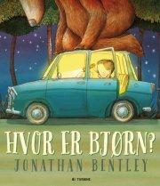 hvor er bjørn? - bog