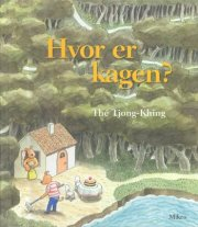 hvor er kagen? - bog