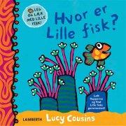 hvor er lille fisk? - bog