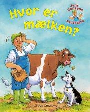 hvor er mælken? - bog