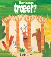 hvor mange træer? - bog