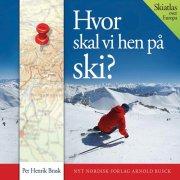 hvor skal vi hen på ski? - bog