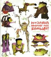hvordan bekæmper man zombier? - bog