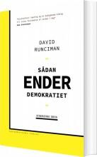 hvordan demokratiet går under - bog