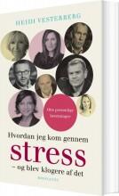 hvordan jeg kom gennem stress - bog