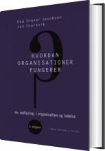hvordan organisationer fungerer - bog