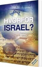 hvorfor israel? - bog
