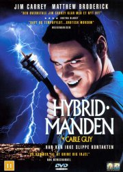 the cable guy / hybridmanden - DVD