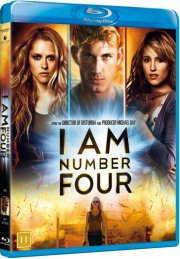 i am number four - Blu-Ray