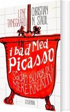 i bad med picasso - bog