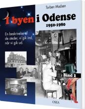 i byen i odense, 1950-1980. bind 2 - bog