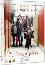 jeg, daniel blake / i, daniel blake - DVD