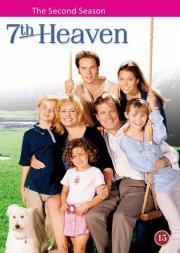 i den syvende himmel / 7th heaven - sæson 2 - DVD