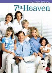 i den syvende himmel / 7th heaven - sæson 3 - DVD